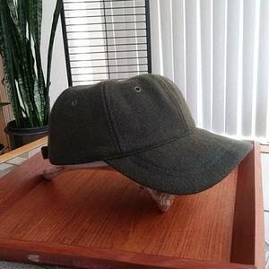 JUST IN! J. CREW Wool Baseball Cap Hat